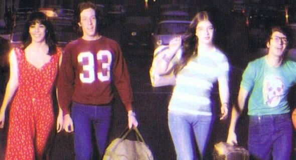 כוכבי הסרט דיזנגוף 99: מאיר סוויסה, ענת עצמון, גידי גוב וגלי עטרי