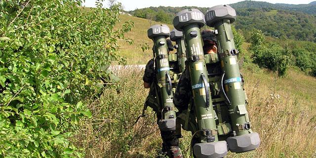 אסטוניה צפויה להצטייד בטילי ספייק של רפאל