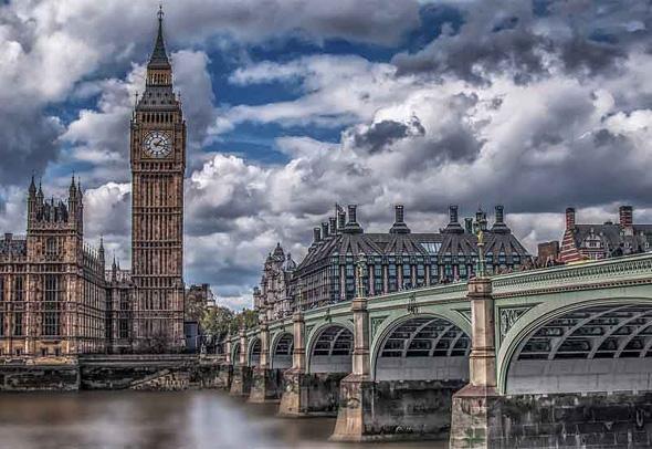לונדון. בניגוד לשאר אזורי המדינה, מחירי השכירות בעיר ירדו