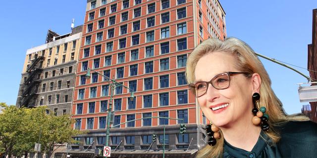 צפו: הפנטהאוז שמוכרת מריל סטריפ בשכונה נחשקת בניו יורק