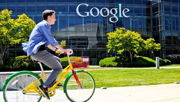 מטה גוגל בקליפורניה