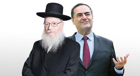 ישראל כץ יעקב ליצמן
