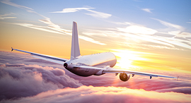 הקברניט זרם הסילון טיסה, צילום: שאטרסטוק