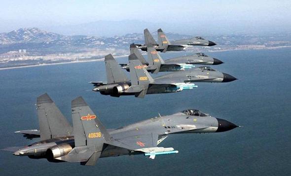 מטוסי J15 סיניים, מבוססי סוחוי 27