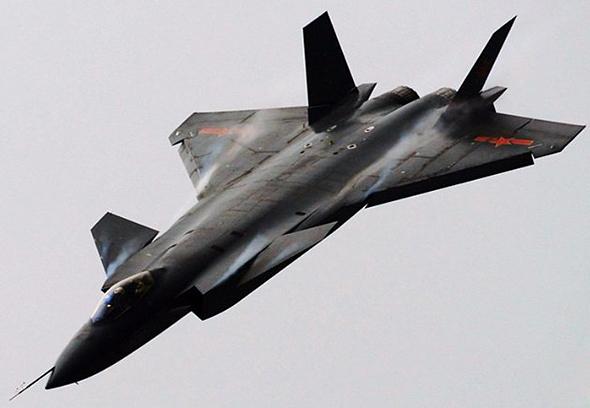 מטוס ה-J20, חמקן הקרב הסיני