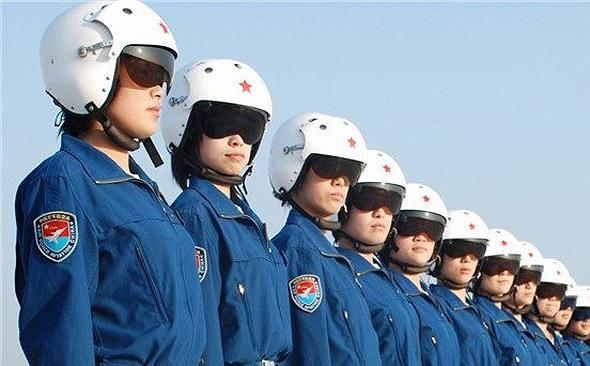 טייסי חיל האוויר הסיני