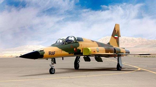 מטוס F5 איראני