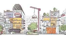 בונים עיר חכמה, איור: Sidewalk Labs
