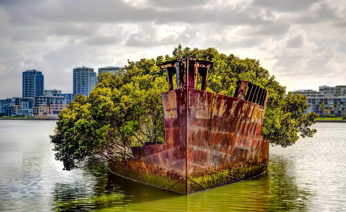צילום: Abandoned Wrecks/Chris McNab