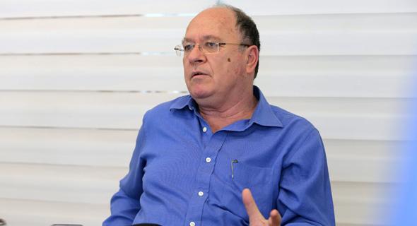 """מנכ""""ל חברת נמלי ישראל שלמה ברימן. בדרך להתייעלות"""