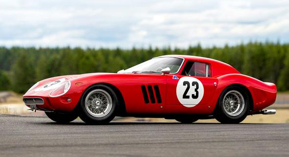 פרארי שיא GTO, צילום: בלומברג