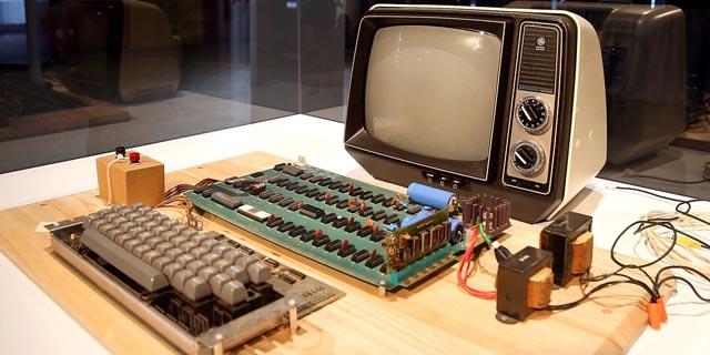 מחשב אפל 1 משנות השבעים צפוי להימכר בכ-300 אלף דולר