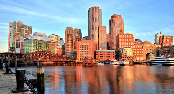 Boston. Photo: Shutterstock