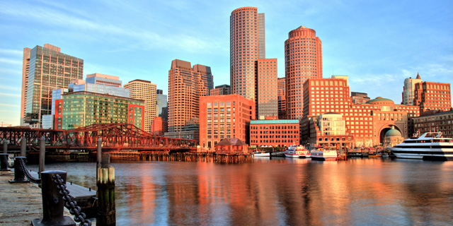 Boston. Photo: Shutterstock