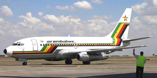 אייר זימבבואה. נאסרה עליה הכניסה לאירופה, צילום: businessdaily
