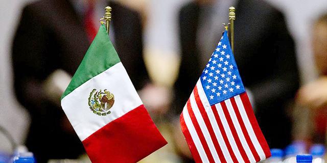 """התקדמות במגעים: הסכם ראשוני בין ארה""""ב ומקסיקו בסוגיות הסחר"""