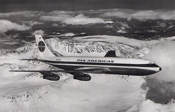 מטוס הבואינג 707