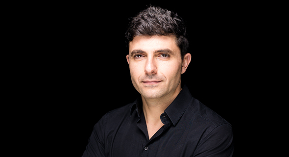 Gett co-founder and CEO Shahar Waiser. Photo: Dan Taylor