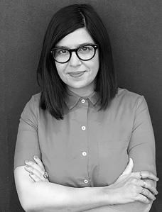 יערה קינדר, אוצרת אופנה ישראלית המתגוררת בניו יורק, בת 38