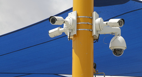 surveillance cameras (illustration). Photo: Amit Sha