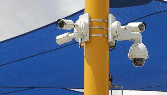 מצלמות חכמות בשדרות, צילום: עמית שעל