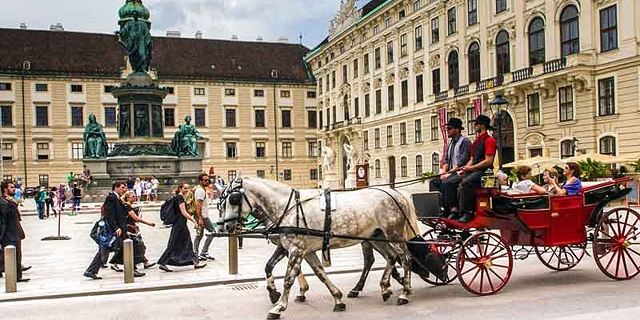 שנה שנייה ברציפות: וינה היא העיר הטובה בעולם