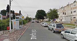 """קיבוץ גלויות נהריה זירת הנדל""""ן, צילום: Google Street View"""
