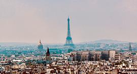 פריז אייפל, צילום: pexels