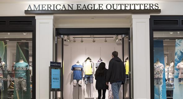 חנות של אמריקן איגל, צילום: בלומברג