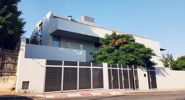 בית נוחי דנקנר ב הרצליה פיתוח, צילום: אוראל כהן