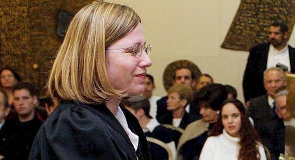 השופטת בדימוס אורנית אגסי