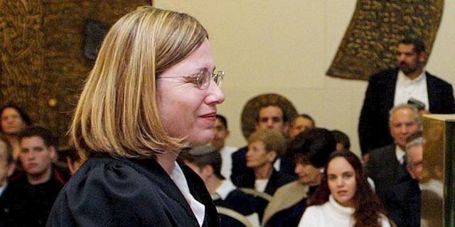 השופטת בדימוס אורנית אגסי, צילום: עטא עוויסאת