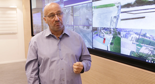 קובי פז סמנכל מנהל חטיבה עסקית בזק