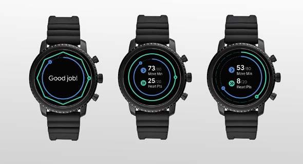 הגרסה החדשה של אנדרואיד לשעונים חכמים