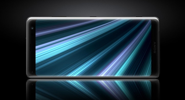 High-resolution screen (illustration). Photo: Sony