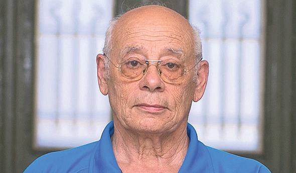 """ד""""ר נחום בלס, צילום: אוהד צויגנברג"""