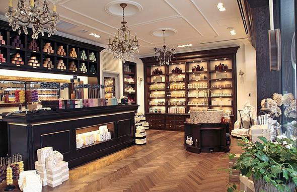 חנות סבון של פעם ביפן, צילום: ורד ברנר