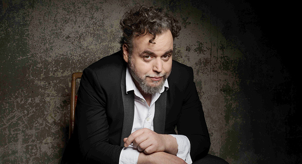 הזמר והיוצר דניאל סלומון , צילום: טל שחר