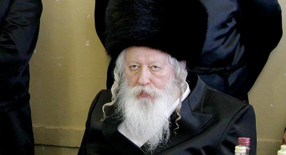 """האדמ""""ר מגור, הרב יעקב אריה אלתר"""