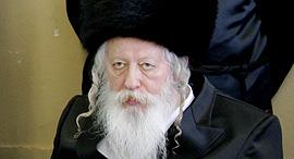 יעקב אריה אלתר האדמור מגור, צילום: שוקי לרר