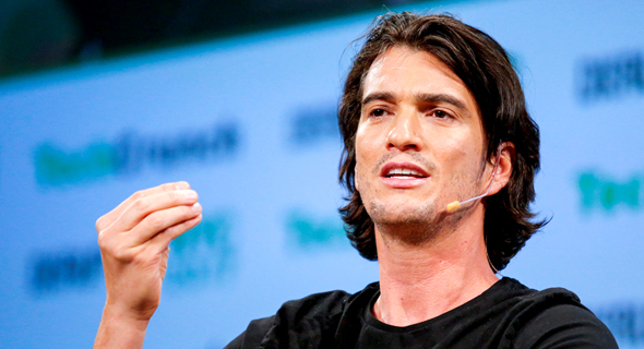 WeWork CEO Adam Neumann. Photo: Reuters