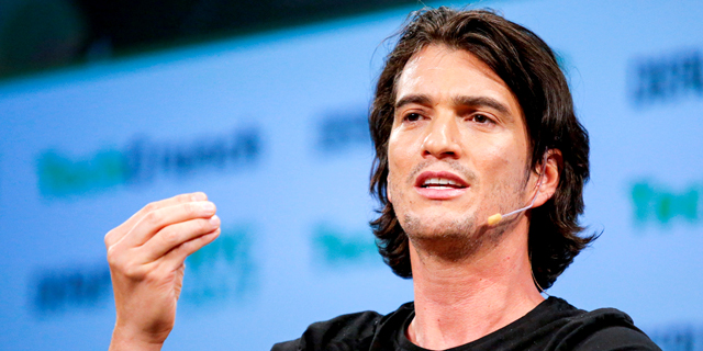 SoftBank CEO Joins Call to Remove WeWork's Adam Neumann as CEO, Report Says