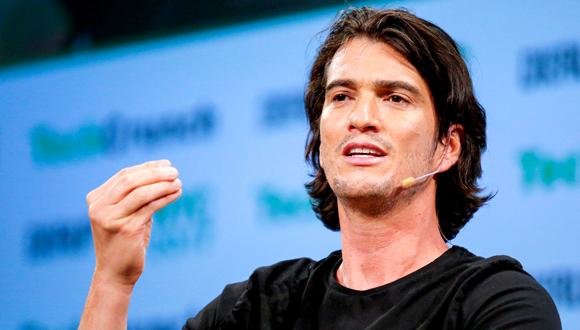 """אדם נוימן מייסד ומנכ""""ל WeWork , צילום: רויטרס"""