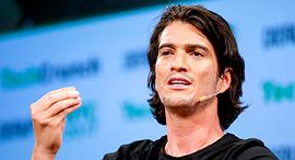 אדם נוימן מייסד WeWork, צילום: רויטרס