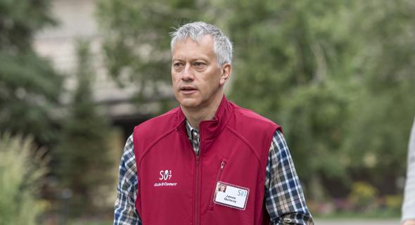 """מנכ""""ל קוקה קולה ג'יימס קווינסי, צילום: בלומברג"""