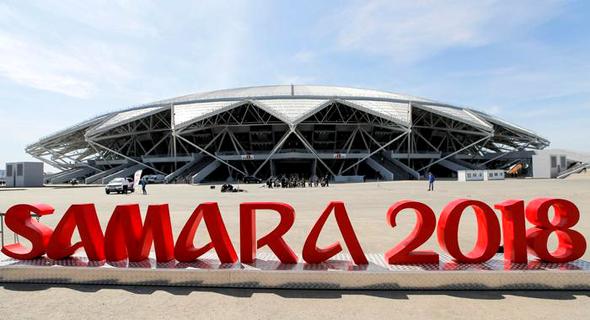 אצטדיון סמרה. בן 42 אלף מקומות, צילום: M. Shemetov