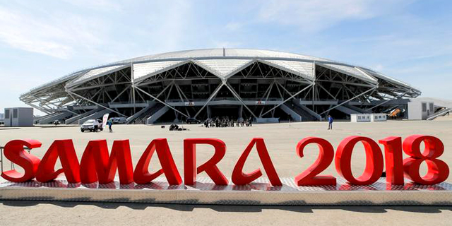 כחודשיים מסיום המונדיאל: בעיות כלכליות באצטדיון שאירח משחקים ברוסיה 2018