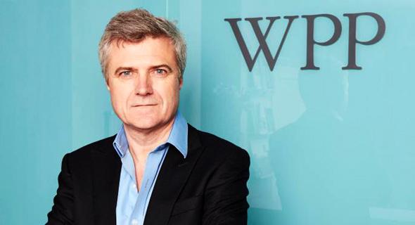 """מארק ריד, מנכ""""ל WPP"""