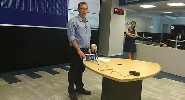 "רון גוראון מנכ""ל פלאפון, צילום: ynet"