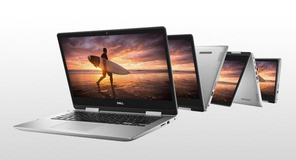 מחשבי האינספירון החדשים של Dell, צילום: DELL